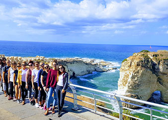 Small Group Tour from Beirut to Beirut, Beitddine and Deirelkamar