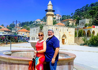 Day Tour from Beirut to Beitddine, Deirkamar and Cedars
